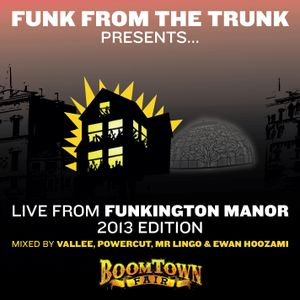 Live From Funkington Manor 2013; Mr Lingo