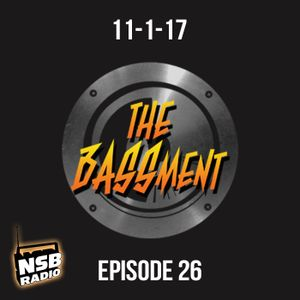 The BASSment feat. The HTDJ Soundsystem - EP26 [NSB Radio]