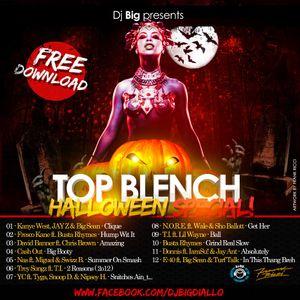 Top Bench  Halloween Special