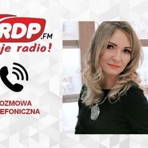 Gość Poranka Płock - M. Gasik 29.04.2020 KRDP FM