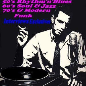 Emission Start Blues-50's R'n'B-60's Soul-Northern Soul-60's Funk-Soul Jazz