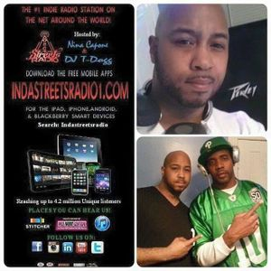 Saturday Night Podcast on Indastreetsradio1.com
