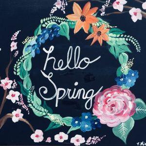 Jose Maria Ramon Springtime II - Mayo 18