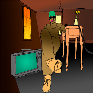 Borderless State: Random Hip-Hop Selection 1991-2013