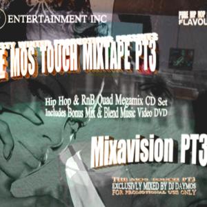 DJ Daymos Mos Touch PT3 CD1 Rnb & Hip Hop Mix CD