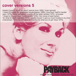 PAYBACK Vol 73 September 2008