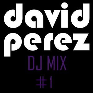 David Perez - DJ Mix #1 (Minimal Techno)