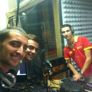 MAR-C & G@gBoss on BEAT BOX RADIO SHOW LIVE 18-10-2012