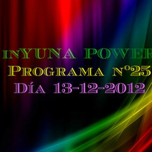 inYUNA  Power 13-12-12 Prog. 25