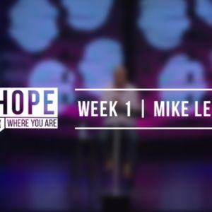Week 1 - World Changers