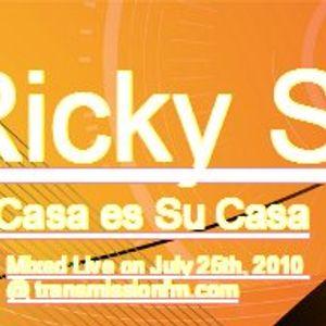 Ricky S - Mi Casa es Su Casa