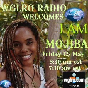 WGLRO Welcomes lady Mojiba on Ruach's Rap and the Donny Walker morning show 12-May 2017 Friday