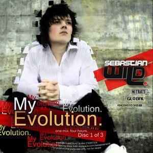 Sebastian Wild - My Evolution (Disc 1) // 2009