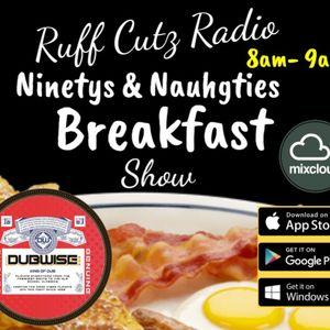 DJ Dubwise - Breakfast show - 90s VIBES
