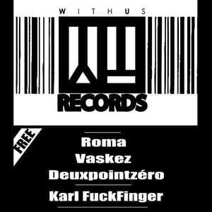 Karl FuckFinger - Mixtape for With Us Records Night 06/04/2012