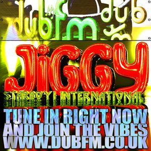 jiggy on dubfm live