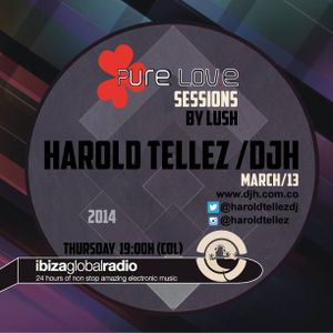 week 11 Harold tellez (DJ H)