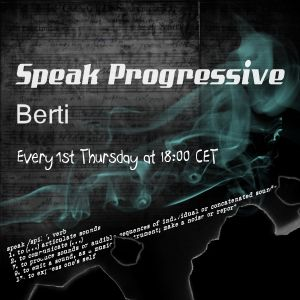 Berti - Speak Progressive 004 - Breakout guest mix