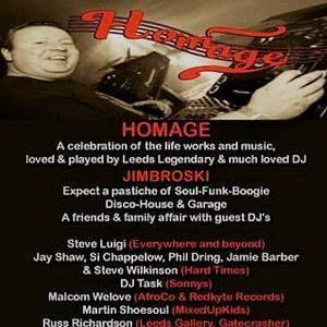 Homage Disco House & Garage a nod to the Good and the Great