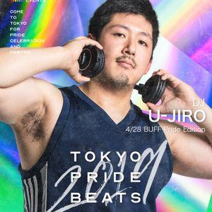 DJ U-JIRO Promo Mix for BUFF Pride Edition