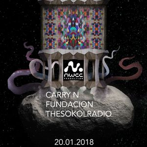 Fundacion - Live @ NWCC Showcase III, Collins Club 20-01-2018