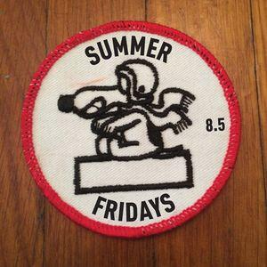 Summer Fridays 8.5