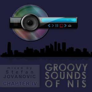 Groovy Sounds of Niš - Chapter IV (Mixed by Stefan Jovanovic) (2011-11-18)