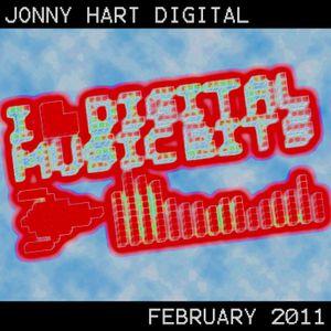 Jonny Hart Digital - February 2011