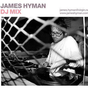 """James Hyman DJ Mix Vol. 1 """"Nervingly Prodded"""""""