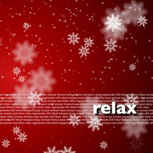 relax - music for the holiday season 2015