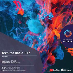 Textured Radio 017 with DRUCE