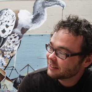Ep 54 - Fintan Magee - Large art for everyone