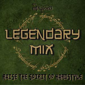 DJ miXalon3 (LEGENDARY MIX)
