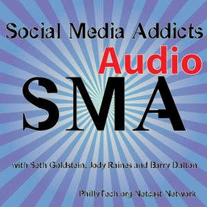 Social Media Addicts Podcast 58 – We Live in a LIVE Video World
