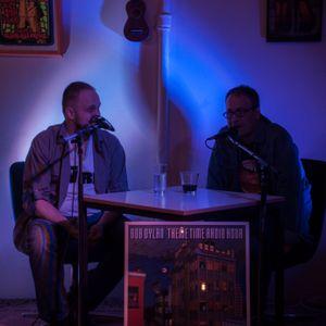 Radio Dan @ Zaokret - Oto Oltvanji & Ivan Lončarević  /22-03-2016/