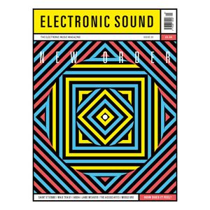 Electronic Sound Issue 29 mixtape