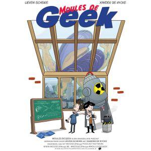 Moules de Geek #8 - De Zee.