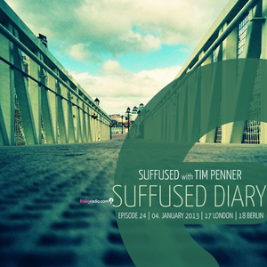 FRISKY   Suffused Diary 024 - Suffused