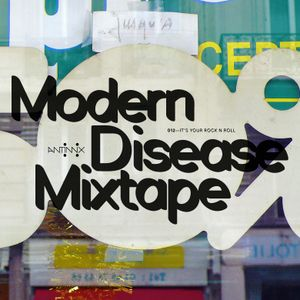 The Antimix Modern Disease Mixtape 012