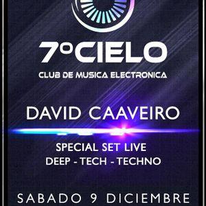 David Caaveiro @ 7º Cielo (09-12-17)