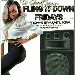 DC GOODTINGZ FLING IT DOWN FRIDAY THE LOVERS ROCK EDITION 31 3 2017
