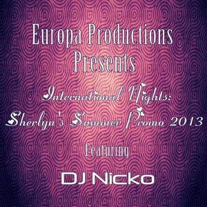 International Nights: Sherlyn's Summer Promo 2013