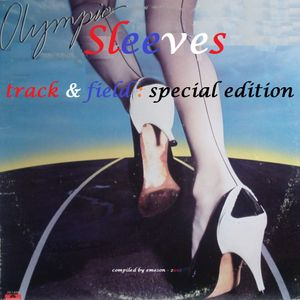 Sleeves - Olympics [Track & Field Edition]