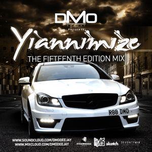 @DMODeejay - #YiannimizeMix15