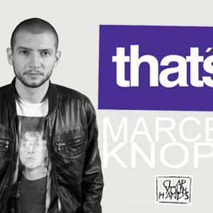 That's Marcel Knopf! Podcast #33