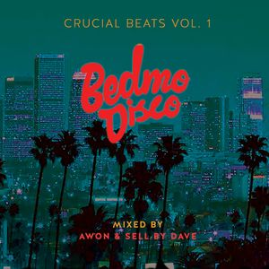 Crucial Beats Vol. 1 [mixed by Awon & Sell By Dave]