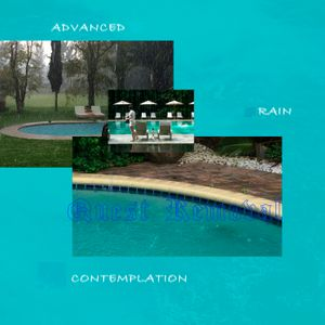 Advanced  Rain Contemplation (condensed moisture mix)