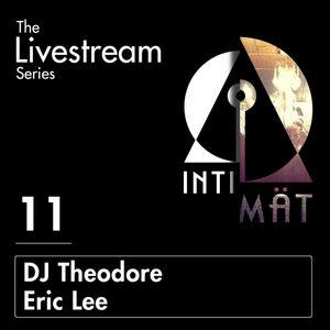 Intimat Livestream v11: Eric Lee