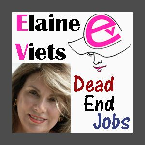 Sharon Plotkin Spotts certified CSI investigator on Dead End Jobs with Elaine Viets