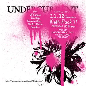 Undercurrent Mix Nov.2010 feat.Drum'n'Bass